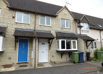 Thumbnail 3 bed terraced house to rent in The Cornfields, Bishops Cleeve, Cheltenham