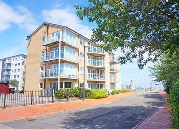 Thumbnail 1 bed flat for sale in Marconi Avenue, Penarth