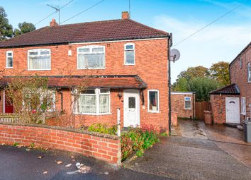 Thumbnail 3 bed semi-detached house for sale in Gledhow Park Grove, Chapel Allerton, Leeds