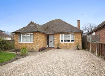 Thumbnail 3 bed detached bungalow for sale in Katherine Close, Rowtown, Surrey