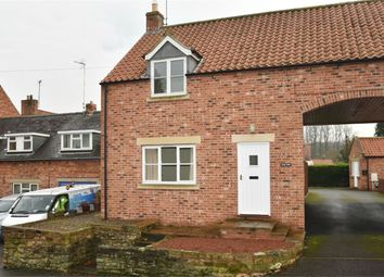 Thumbnail 2 bedroom detached house for sale in Roxby Road, Thornton Dale, Pickering