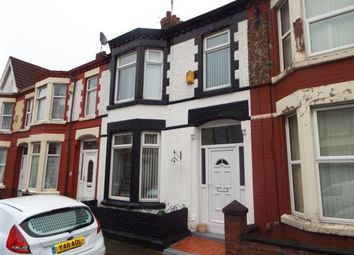 Thumbnail 3 bedroom terraced house for sale in Woodhall Road, Liverpool, Merseyside, England