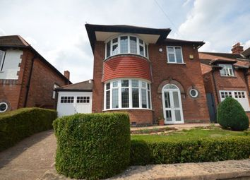 Thumbnail 3 bed detached house to rent in Malvern Road, West Bridgford, Nottingham