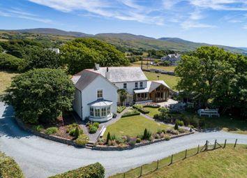 Thumbnail 5 bedroom detached house for sale in Llechryd, Ffordd Glan Y Mor, Talybont