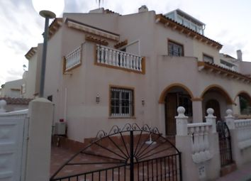 Thumbnail 2 bed town house for sale in La Zenia, Playa Flamenca, Alicante, Valencia, Spain