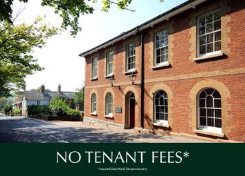 Thumbnail 2 bed flat to rent in Globe Hill, Woodbury, Devon