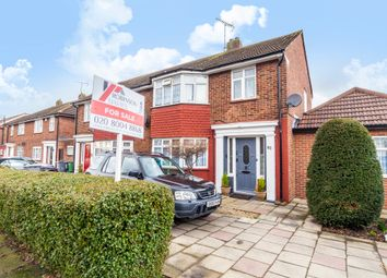 Thumbnail 4 bed semi-detached house for sale in The Mall, Harrow
