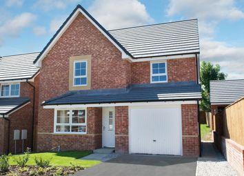 "Thumbnail 4 bed detached house for sale in ""Guisborough"" at Helme Lane, Meltham, Holmfirth"