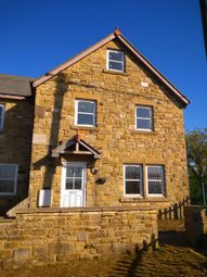 Thumbnail 4 bed terraced house for sale in Derwent View, Consett