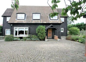 Thumbnail Detached house for sale in Dellfield Close, Radlett