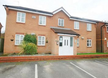 Thumbnail 2 bedroom flat for sale in Riverside Close, Warrington