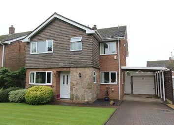 Thumbnail 4 bedroom detached house for sale in Tippers Lane, Church Broughton, Derby, Derbyshire