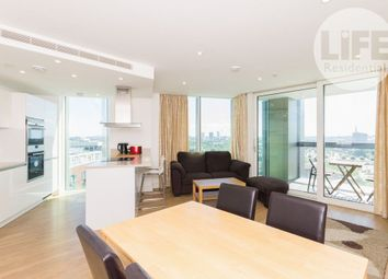 Thumbnail 2 bed flat to rent in 28 Surrey Quays Road, London, London
