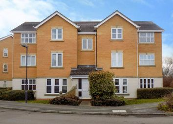 Thumbnail 2 bed flat for sale in Thorley Court, Swindon