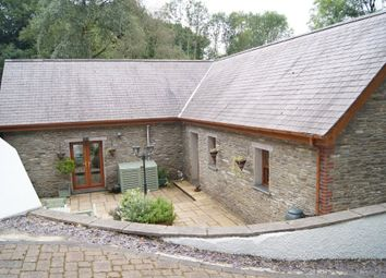 Thumbnail 4 bed detached house for sale in Cwmcych, Newcastle Emlyn