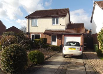 Thumbnail 3 bed detached house to rent in Dalmally Close, Woodthorpe, York