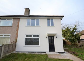 Thumbnail 3 bed semi-detached house to rent in Beckett Road, Doncaster