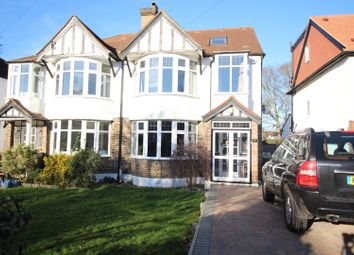 Thumbnail 4 bed semi-detached house for sale in Pickhurst Rise, West Wickham, Greater London