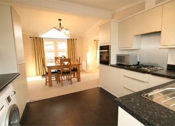 Thumbnail 2 bedroom mobile/park home for sale in Milano Avenue, Martlesham Heath, Ipswich, Suffolk