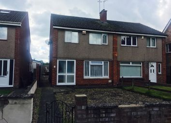 Thumbnail 3 bed semi-detached house to rent in Swainswick, Bristol