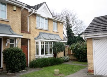 Thumbnail 3 bed detached house to rent in Hardings Close, Kingston Upon Thames