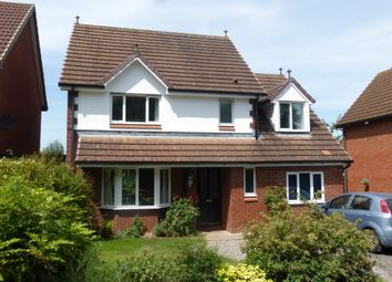 Thumbnail 4 bed detached house for sale in Stoneleigh Drive, Belmont, Hereford