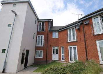 Thumbnail 2 bed flat for sale in Woodbank View, Burslem, Stoke-On-Trent