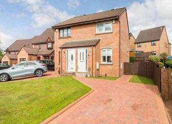 Thumbnail 2 bed semi-detached house for sale in Micklehouse Place, Baillieston, Glasgow, Lanarkshire