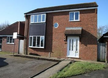 Thumbnail 4 bed detached house for sale in Lowry Way, Stowmarket