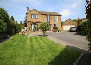 Thumbnail 4 bed detached house for sale in Tithe Barn Crescent, Old Town, Swindon