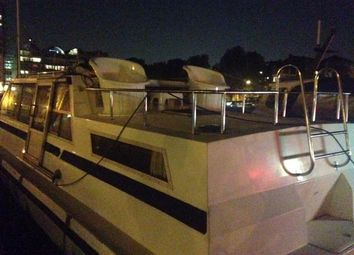 Thumbnail 2 bed houseboat to rent in Rope Street, Canary Wharf