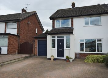 Thumbnail 4 bed semi-detached house to rent in Queens Road, Vicars Cross, Chester
