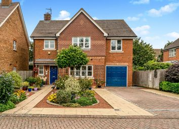 Thumbnail 4 bed detached house for sale in Siareys Close, Chinnor