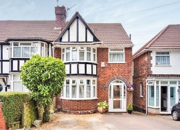 Thumbnail 5 bed semi-detached house for sale in Old Farm Road, Stetchford, Birmingham