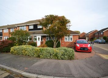 Thumbnail 4 bed semi-detached house for sale in Beechcroft Avenue, Linford, Stanford-Le-Hope