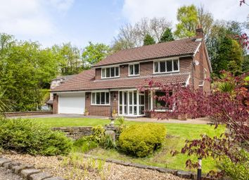 Thumbnail 4 bed detached house for sale in Gerrards Hollow, Hyde