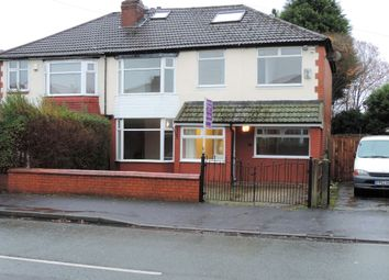 Thumbnail 4 bed semi-detached house for sale in Owler Lane, Chadderton, Oldham