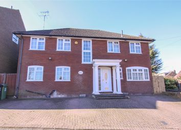 Thumbnail 4 bed detached house for sale in Cleveland Road, Markyate, St. Albans, Hertfordshire