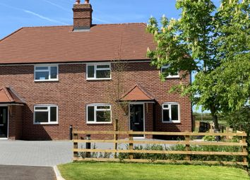Thumbnail 4 bedroom semi-detached house for sale in Quainton Road, Waddesdon, Aylesbury