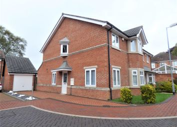 Thumbnail 4 bed detached house to rent in Leah Close, Marston Green, Birmingham