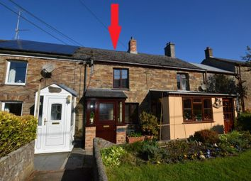 Thumbnail 3 bed terraced house for sale in East Taphouse, Liskeard, Cornwall