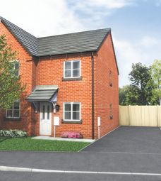 Thumbnail 2 bed terraced house for sale in Plot 5, Old Hall Fields, Wellington, Telford