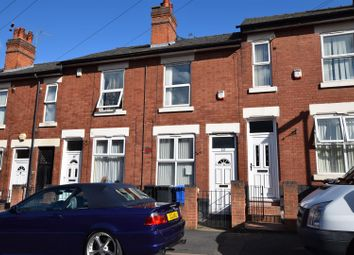 Thumbnail 2 bed terraced house for sale in Sackville Street, Derby