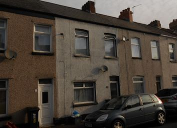 Thumbnail 3 bed terraced house for sale in Manchester Street, Newport