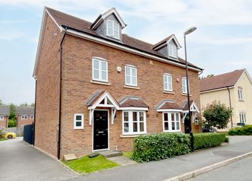 Manhattan Way, Coventry CV4. 4 bed semi-detached house