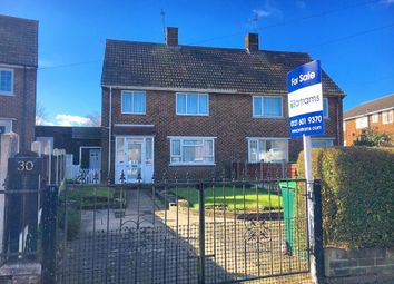 Thumbnail 3 bed semi-detached house for sale in Wiltshire Way, West Bromwich, West Midlands