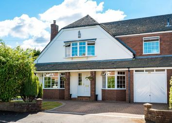 Thumbnail 4 bed detached house for sale in Sefton Gardens, Aughton, Ormskirk