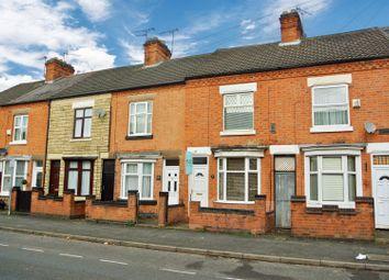 Thumbnail 2 bedroom terraced house for sale in Paddock Street, Wigston