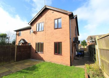 Thumbnail 2 bed terraced house to rent in Portland Drive, Market Drayton