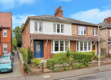 Thumbnail 4 bed semi-detached house for sale in Wordsworth Road, Harpenden